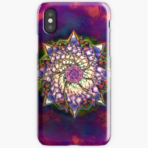 Mystic Moon iPhone cases
