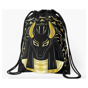 Anubis bag, Redbubble