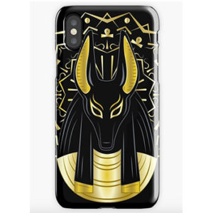 anubis iphone cover ,Redbubble