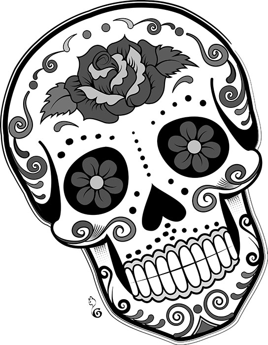 Happy Calavera