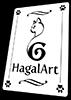 HagalArt Logo