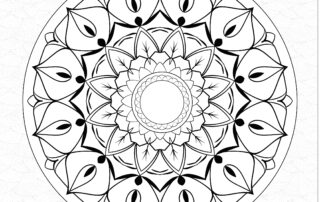 Free mandala to color