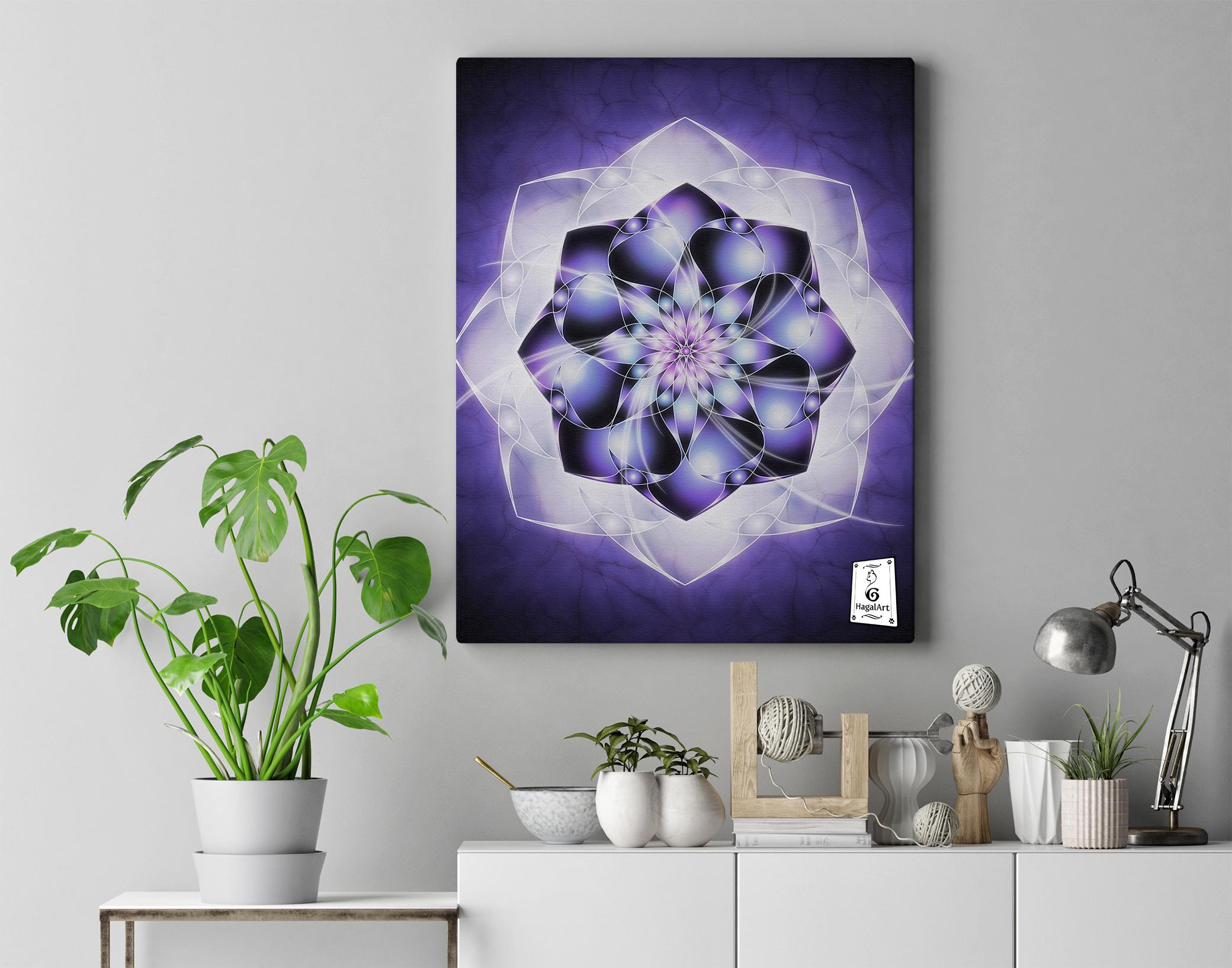 Mandala ORIGIN.50x60cm