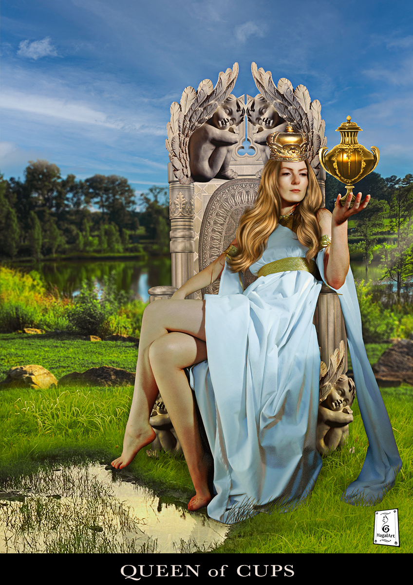 La Regina di Coppe
